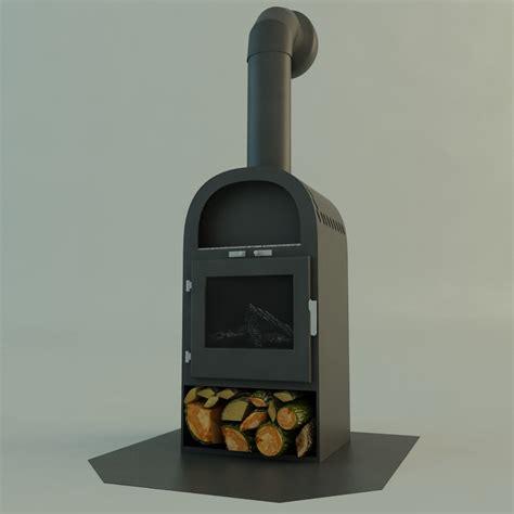 3d kamin fireplace 3d model max cgtrader