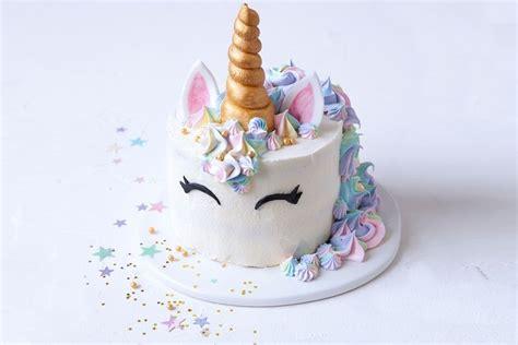 Simple Home Decoration For Birthday Unicorn Cake Recipes Delicious Com Au