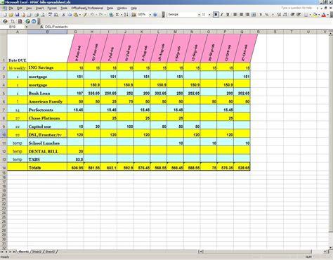 printable bill organizer spreadsheet lovely printable bill organizer