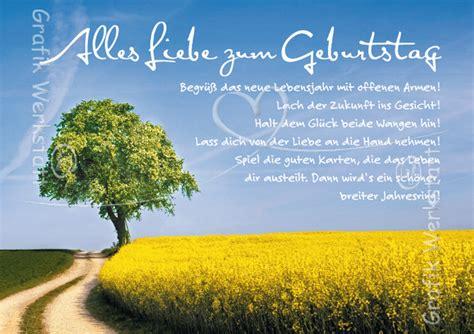 Geburtstag Grafik Werkstatt by Alles Liebe Zum Geburtstag Doppelkarten Grafik
