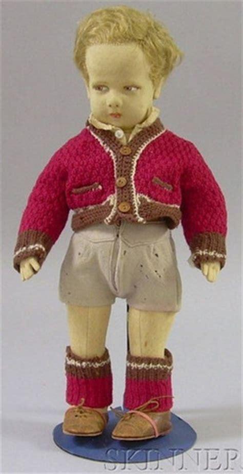 lenci doll values cloth doll lenci boy light brown hair 17