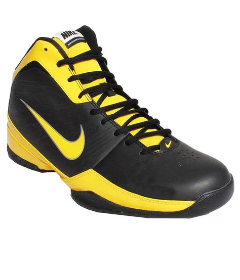 black nike basketball shoes nike black basketball shoes price in india buy nike black