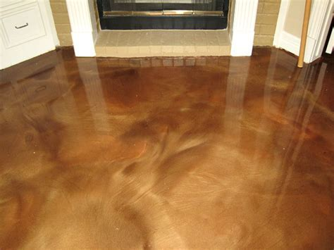 Metallic Epoxy Floor Coating by Surface Systems of Texas
