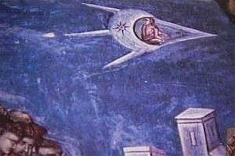 Lu Ufo ufo s in ancient paintings mystic files