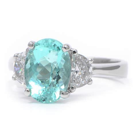 paraiba tourmaline ring wixon jewelers