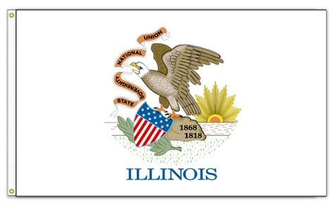 Illinois Net Search Detail Illinois State Flag Models Picture