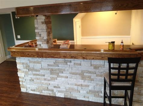 Idea Home Decor by Homemade Basement Bar Astonishing Paint Color Creative And