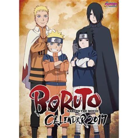 film naruto 2017 boruto naruto the movie 2017 calendar