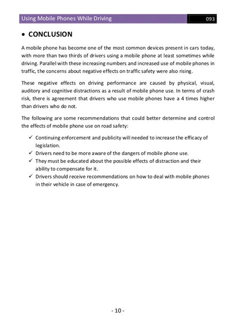 Cell Phones While Driving Essay by Buy Research Papers Cheap Banning Cell Phones While Driving Thedrudgereort849 Web Fc2