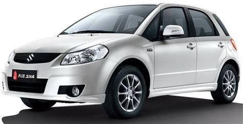 Suzuki Sx4 Upgrades My Cars 2011 Suzuki Sx4 Crossover Specifications