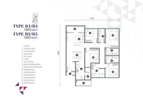1 desa residence floor plan review for nidoz residences desa petaling propsocial