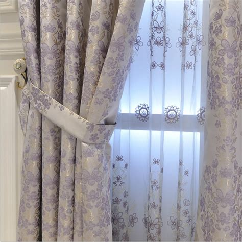 Purple And Grey Curtains Aliexpress Shopping For Electronics Fashion Home Garden Toys Sports