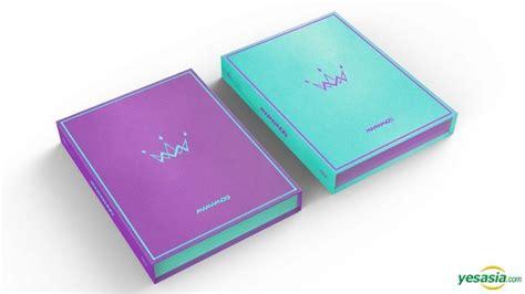 Mamamoo Purple Mint yesasia mamamoo mini album vol 5 purple mint purple