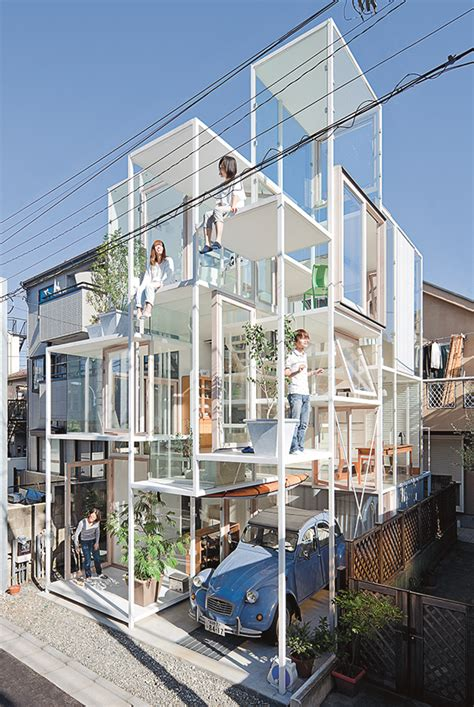 Tokyo House by Visit The World S Wildest Domestic Environment