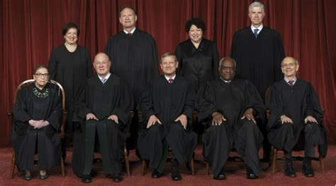 supreme court swing vote the judges who could replace swing vote anthony kennedy