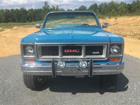1973 gmc jimmy for sale 1973 gmc jimmy base sport utility 2 door 5 7l for sale