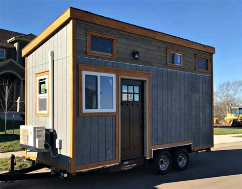 Small Home Builders Kansas City Missouri Community Is Building 50 Tiny Homes For Homeless