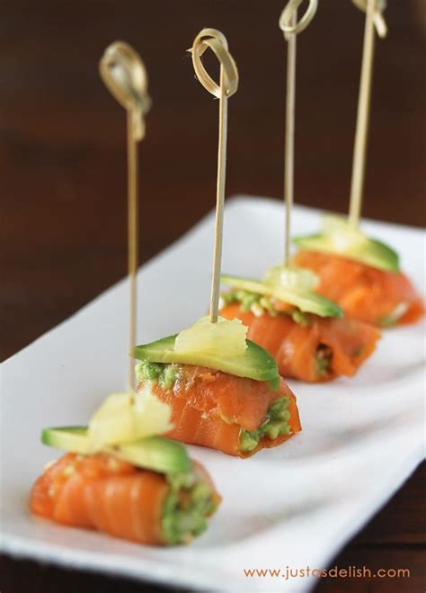 25 best ideas about smoked salmon appetizer on