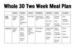 Whole30 Meal Planning Template by Whole30 Meal Plan Template Playbestonlinegames
