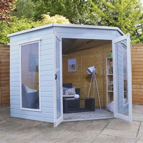 Cheap Corner Sheds by 17 Best Ideas About Corner Summer House On
