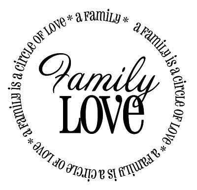 images of love of family elegant wordart 2 2008 06 01