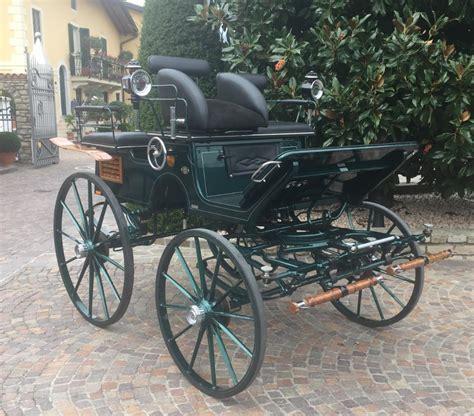 Carrozze Cavalli Usate by Usato Breck Sport Da Pariglia Bagozzi Carrozze