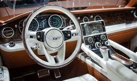 bentley bentayga 2016 interior do you know about the world s best suv