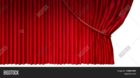 reveal curtain curtain reveal cinema theater image photo bigstock