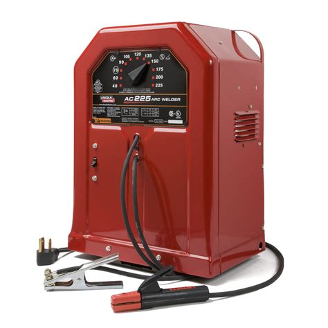 shop lincoln electric 240 volt 225 stick welder at