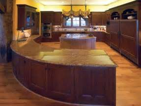 modern curved kitchen island pictures house plans pinterest