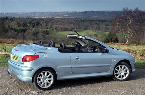 peugeot 206 review image gallery 2003 peugeot 206 review