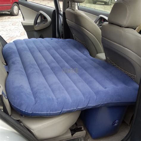 travel car back seat sleep rest mattress air bed car bed ebay