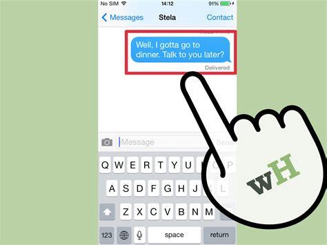 how to your to be como mandar mensagens para sua namorada 15 passos