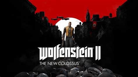 the of wolfenstein ii the new colossus books wolfenstein ii the new colossus launch trailer gt gamersbook