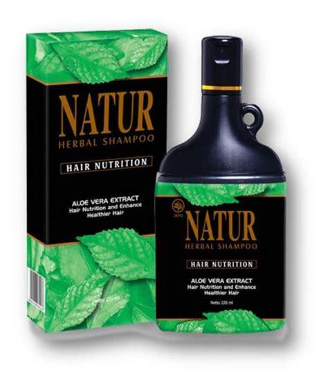 Sho Natur Aloe Vera jamu natur herbal shoo with aloe vera extract