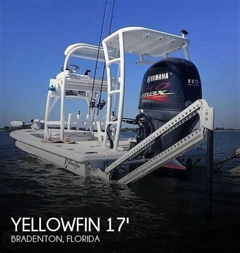 yellowfin 17 skiff boats for sale yellowfin skiff boats for sale