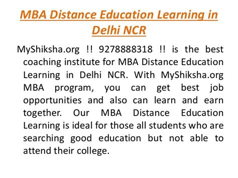 Best Colleges For Executive Mba In Delhi by Best Mba Course From Nims Distance Education
