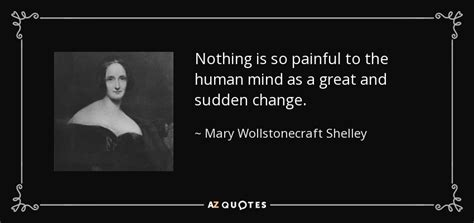 wollstonecraft quotes wollstonecraft shelley quote nothing is so