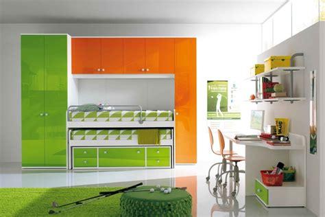 orange and green bedroom orange and green plastic furniture set for room