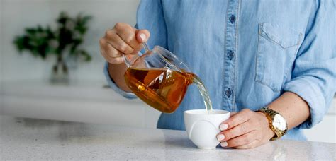 Brewing Green Tea Leaves - how to brew green tea south australian grown