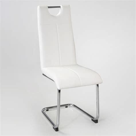 schwingstuhl weiß schwingstuhl lacy farbauswahl freischwinger stuhl