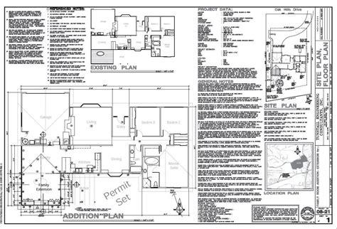 Tunstall Engineering Building Permits Blueprints