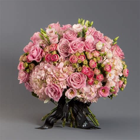Pink Wedding Flower Bouquets by The Pink Of The Best Pink Wedding Bouquets
