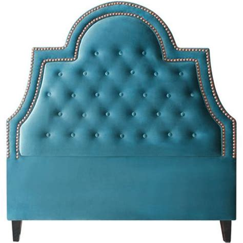 turquoise tufted headboard amanda teal blue upholstered headboard everything turquoise
