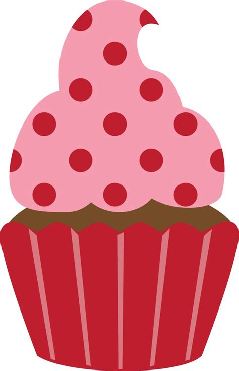 cupcake clipart free cup cake clip images free