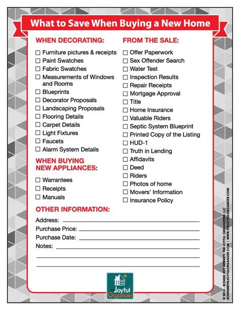 printable new house checklist 1000 ideas about new home checklist on pinterest new