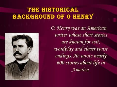biography of o henry best seller of class 9 cbse english