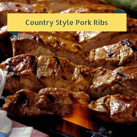country style pork 25 best ideas about country style ribs on