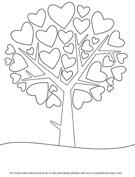 free coloring pages of color my family tree