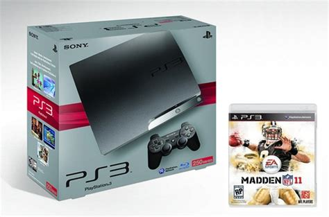 best buy ps3 source best buy to offer 250gb madden nfl 11 ps3 bundle